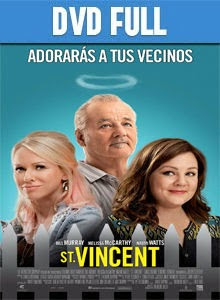St. Vincent DVD Full Español Latino 2014