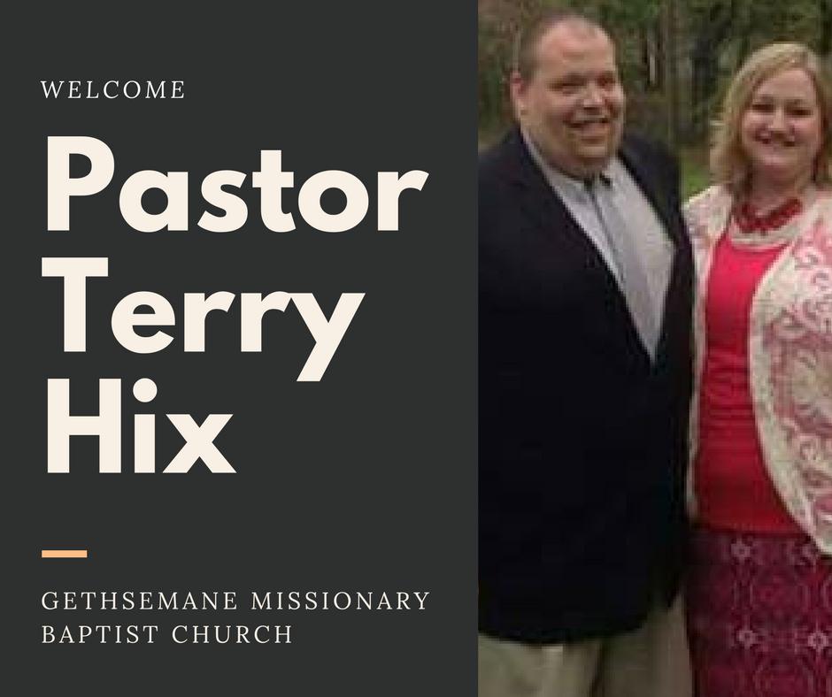 Pastor Terry Hix