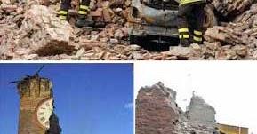 Amici in allegria terremoto in emilia romagna - Interventi antisismici vecchi edifici ...