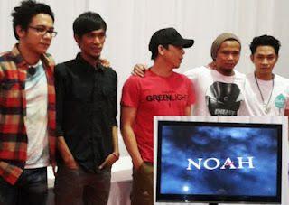 Lirik Separuh Aku Noah Band