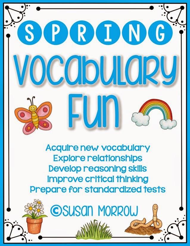 https://www.teacherspayteachers.com/Product/Spring-Vocabulary-Fun-1725282