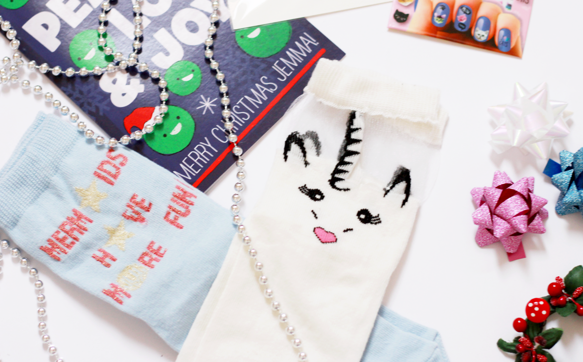Unicorn and Mermaid Socks from ASOS