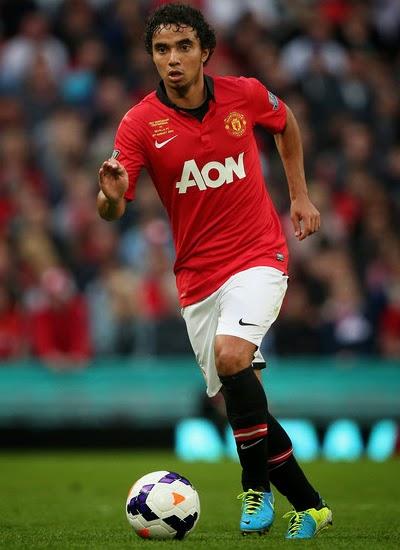 Fabio da Silva Man Utd Defender profile