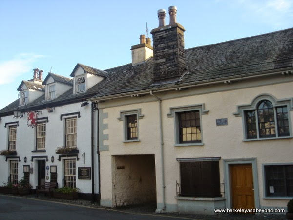 Beatrix Potter Gallery in Hawkshead, England