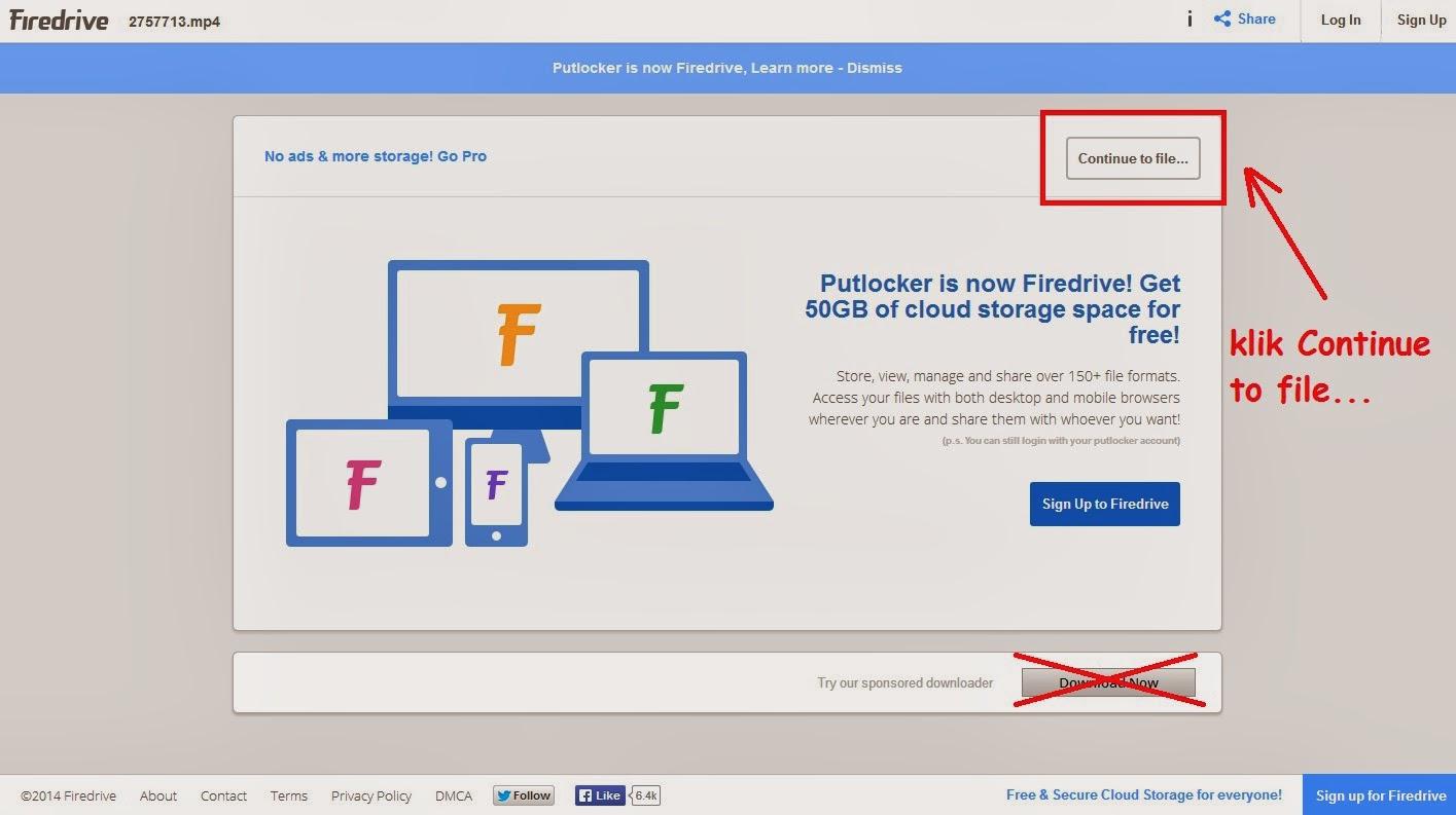 Cara Download File Di Firedrive (bagi yang belum tahu)