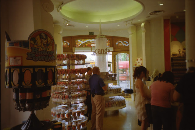 Universal Studios SIngapore shop