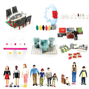 Kaleidoscope House Designer Dollhouse Accessories On Sale On Fab