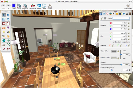 3d Interior Design Software2