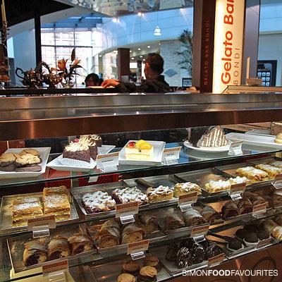 Cake Shop Bondi Junction Westfield