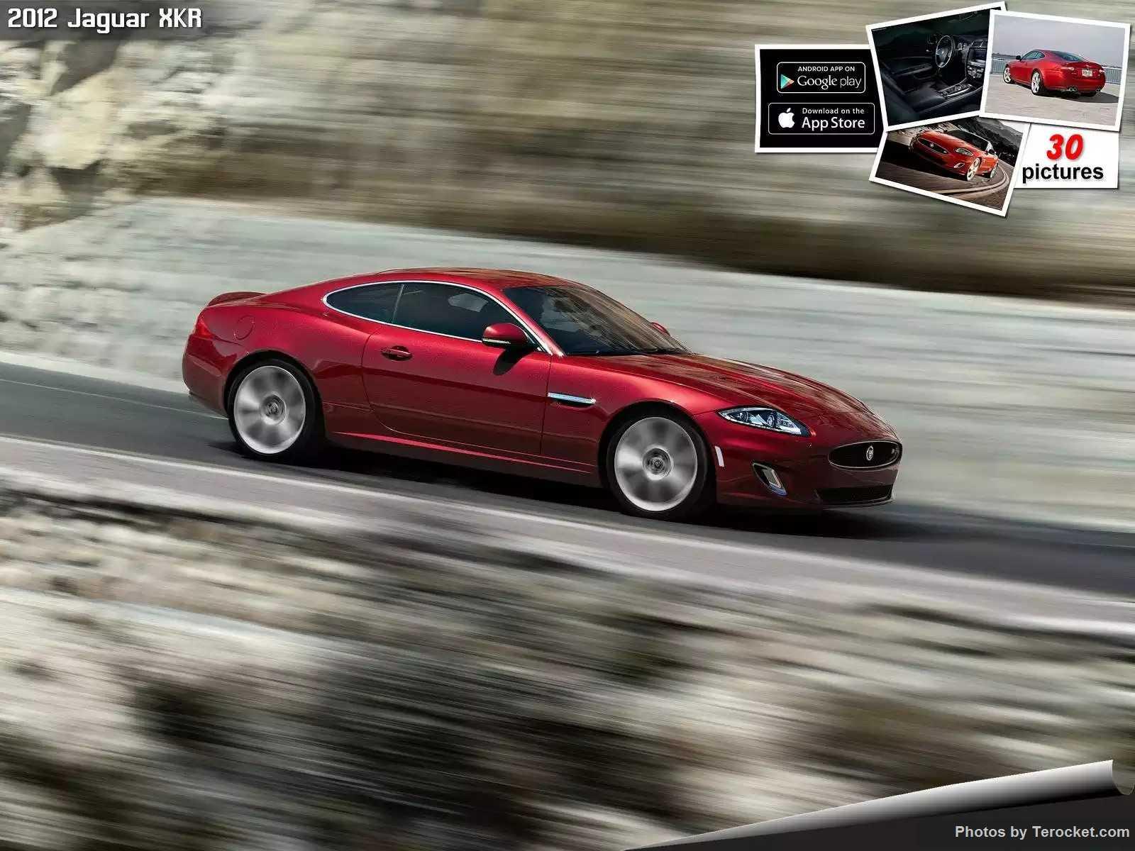 Hình ảnh xe ô tô Jaguar XKR 2012 & nội ngoại thất