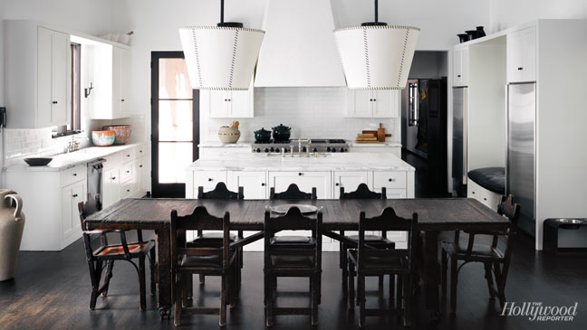 california style {ryan murphy at home in hollywood}   home design