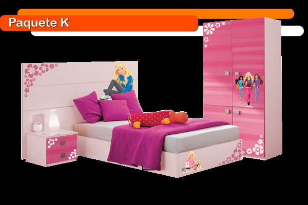 Soy decoracion infantiles muebles de recamara para ni a for Muebles para recamara de nina