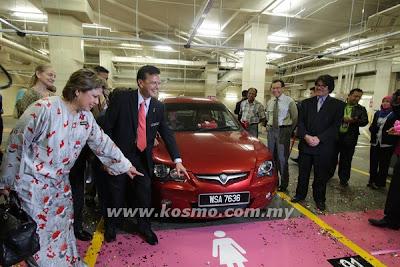 Caj, parkir, kereta, di, Kuala Lumpur, ikut, zon, Datuk Raja Nong Chik Raja Zainal Abidin, Malaysia