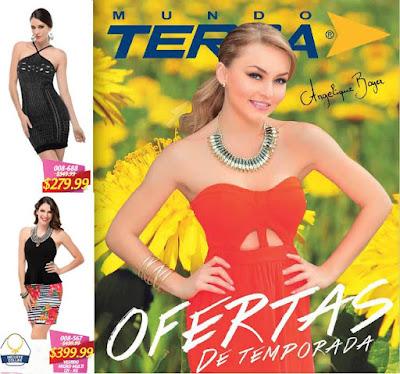 Catalogo de Ofertas Mundo Terra 2015