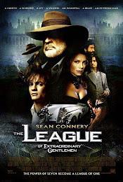 Phim Thợ Săn Siêu Hạng - The League of Extraordinary Gentlemen