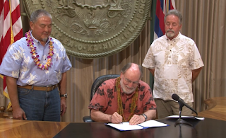 Hawaii Gov. Neil Abercrombie