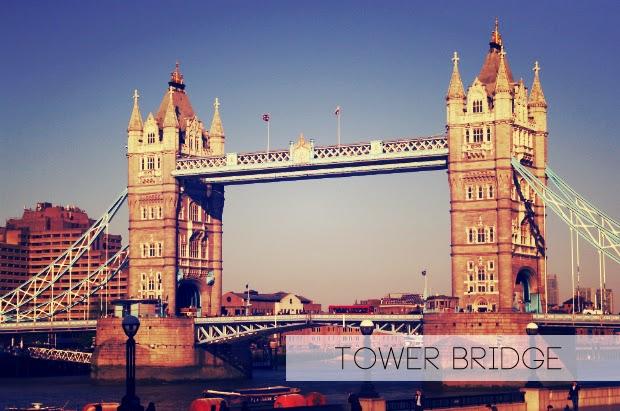 Ponte de Londres - Tower Bridge