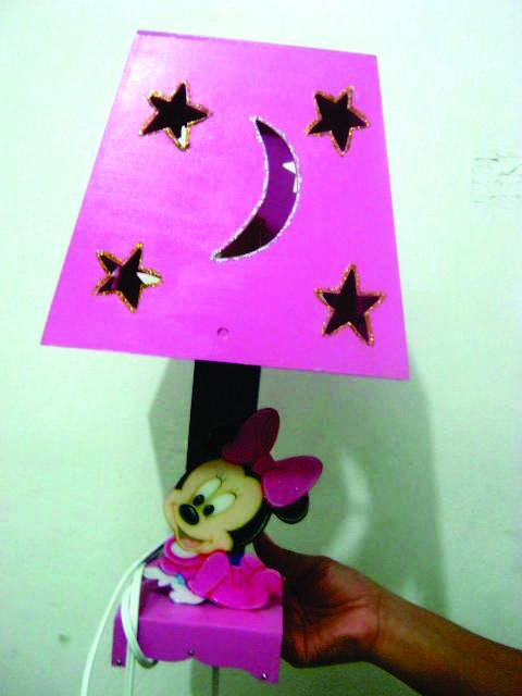 Mis manualidades en trupan lamparas personalizadas de trup n - Lamparas personalizadas ...