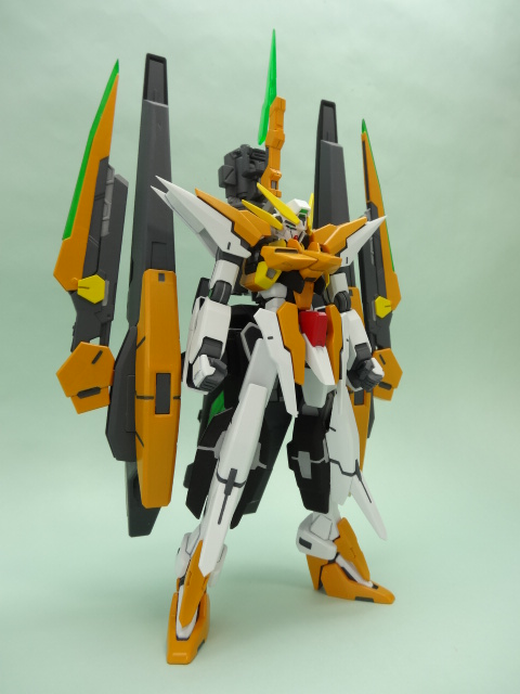 Hg 1 144 Gundam Harute Custom Build Gundam Kits Collection News And Reviews