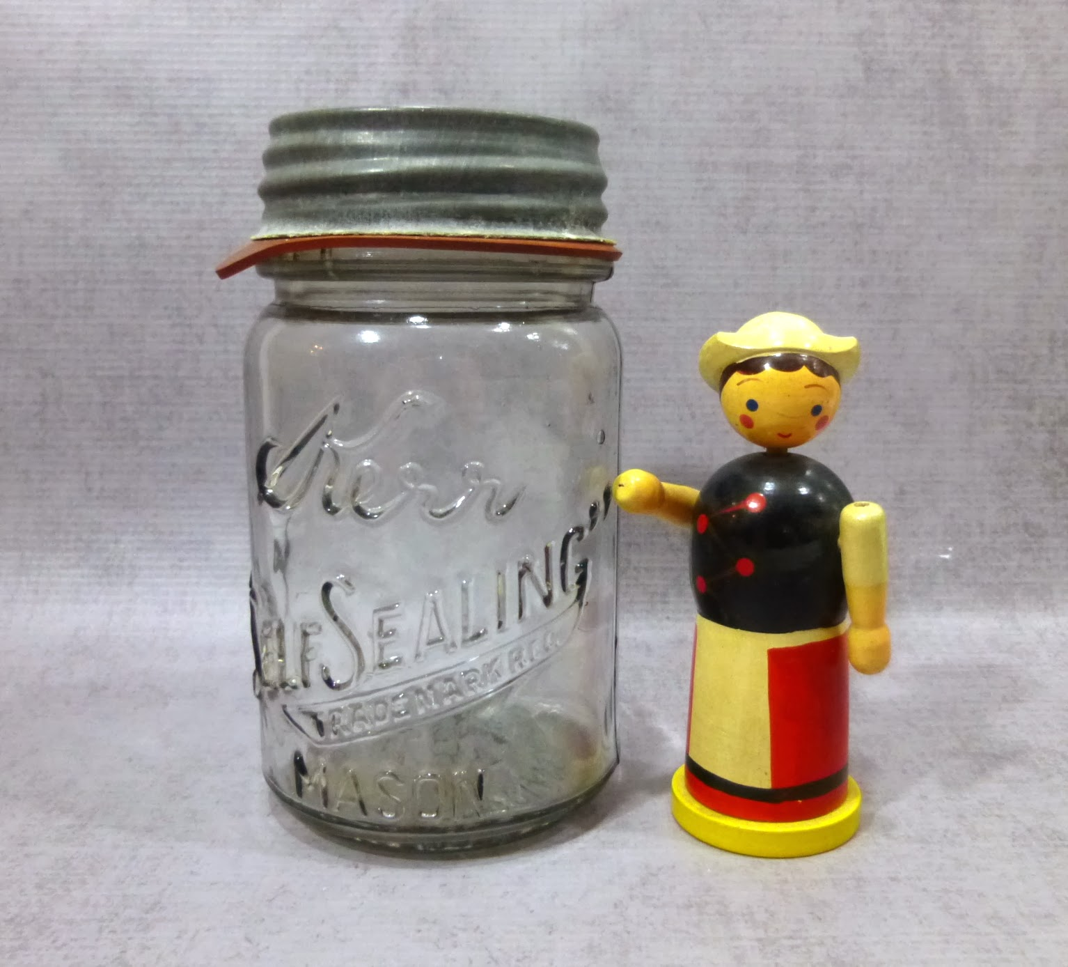 Dating old canning jars