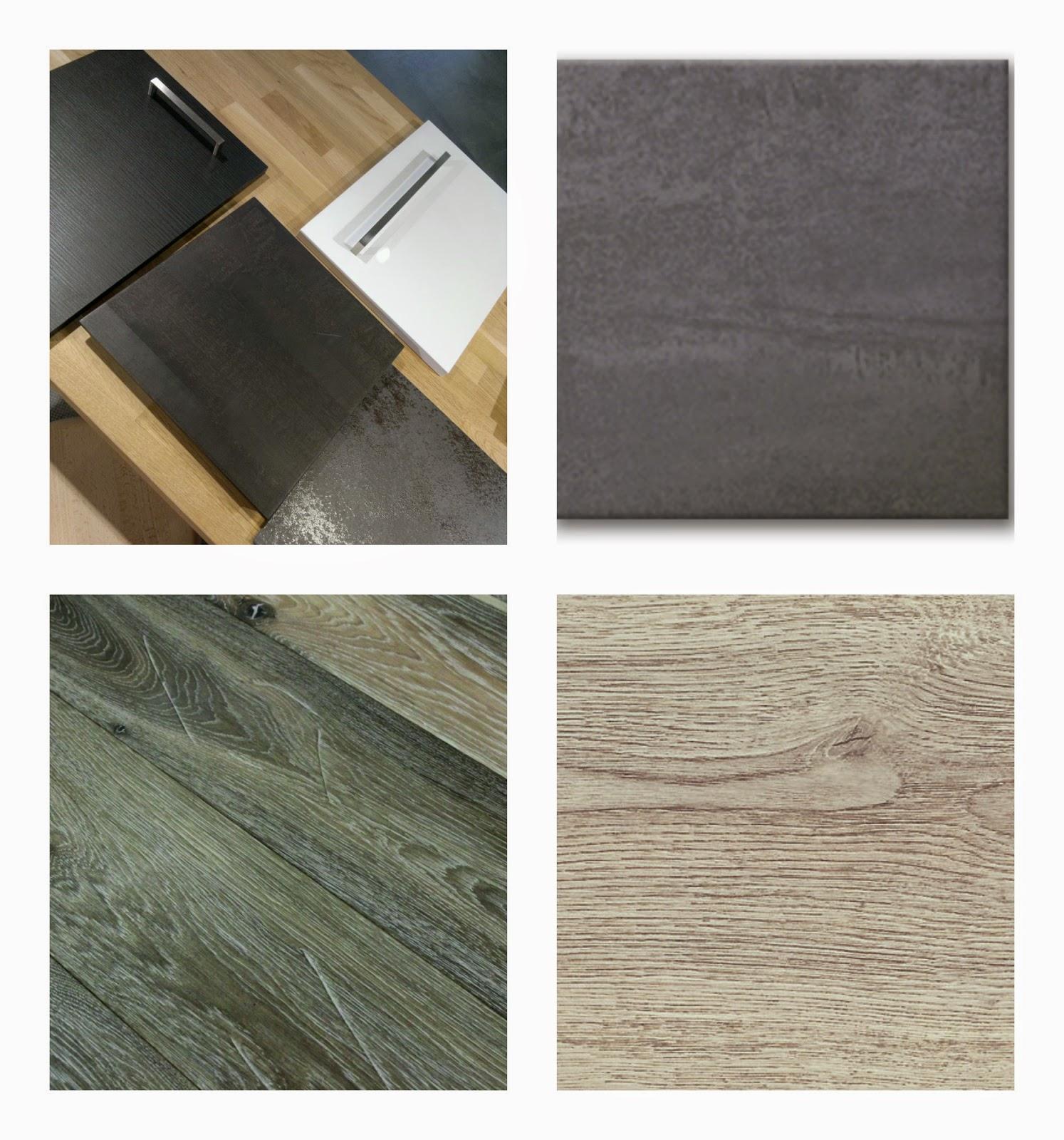 Puuta ja kiveä -raksablogin pintamateriaalivalinnat on tehty