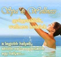 Wellnesshotel akciók, csomagajánlatok egész évben