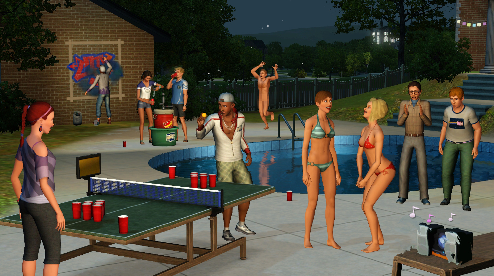 The Sims Life Stories - Download Game PC Iso New Free
