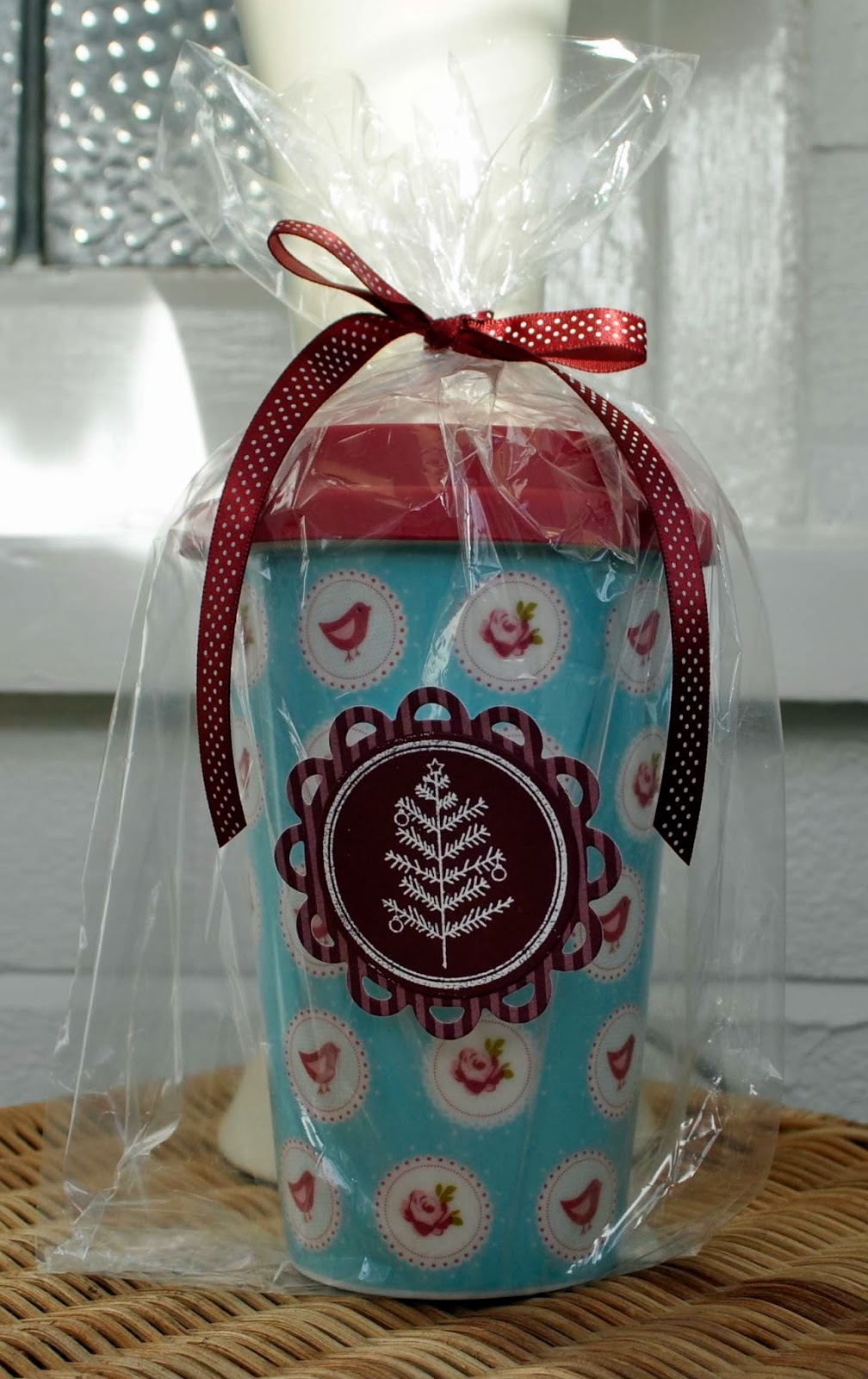 Inky fingers coffee themed gift set for papertrey ink