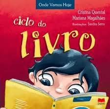 """LIVRO DO MÊS -MARÇO """"Ciclo do Livro"""" de Cristina Quental e Mariana Magalhães"""