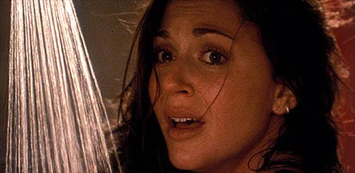 Cerina Vincent in Eli Roth's Cabin Fever
