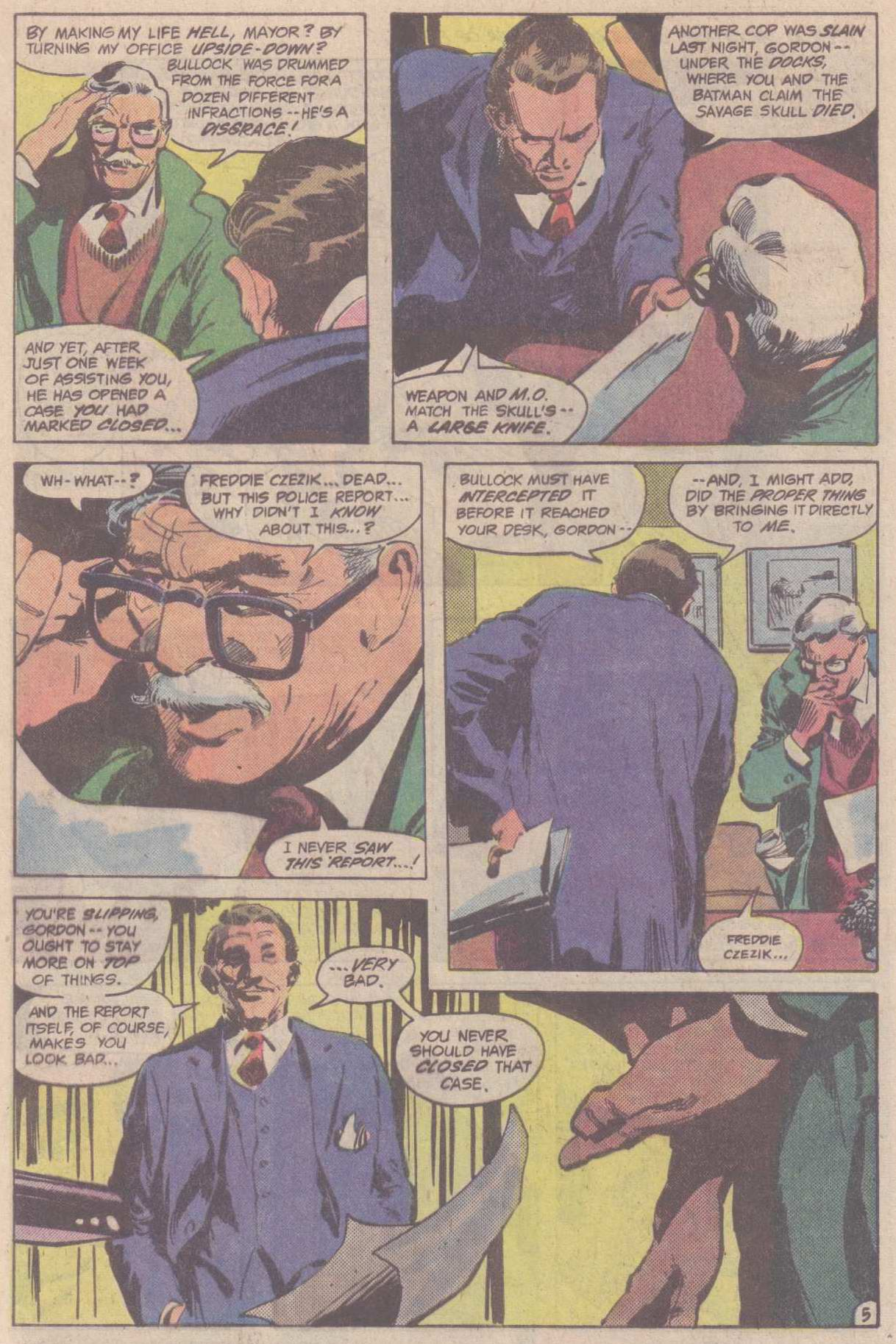 Detective Comics (1937) Issue #528 Page 7