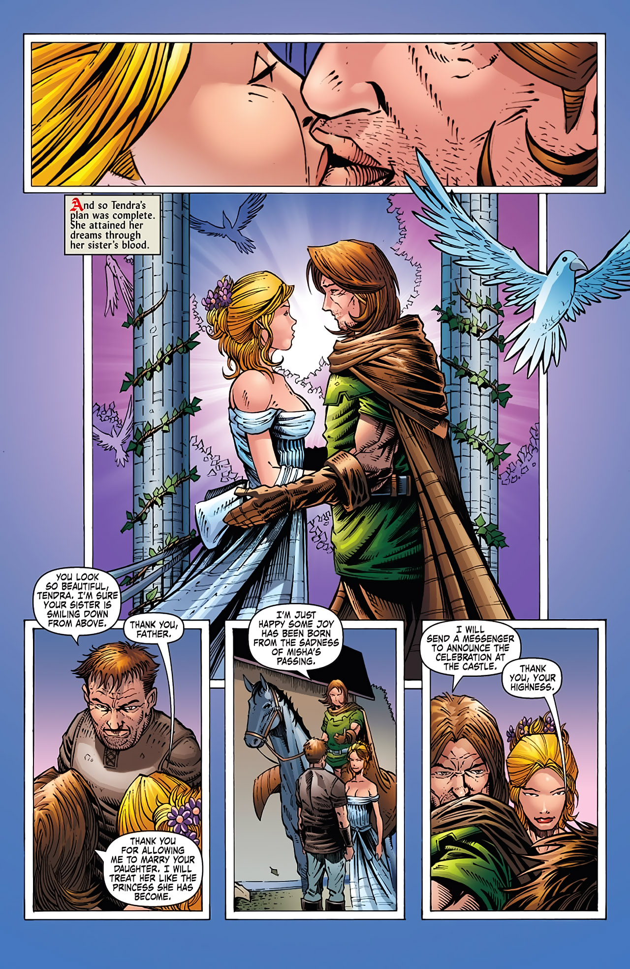 Grimm Fairy Tales (2005) Issue #6 #9 - English 16