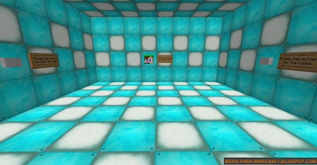 Introspection Mapa para Minecraft 1.8