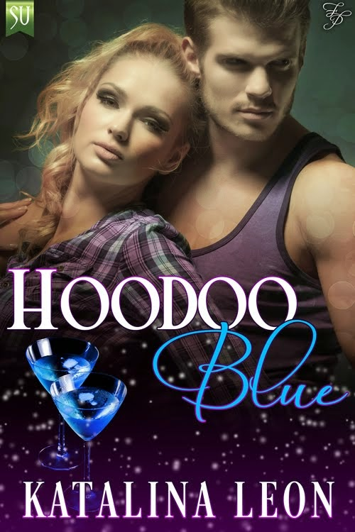 Coming soon! Hoodoo Blue