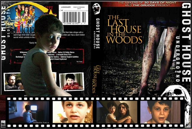 Il Bosco Fuori - The Last House in the Woods