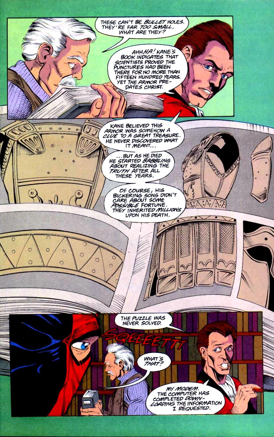 Deathstroke (1991) Issue #28 #33 - English 18