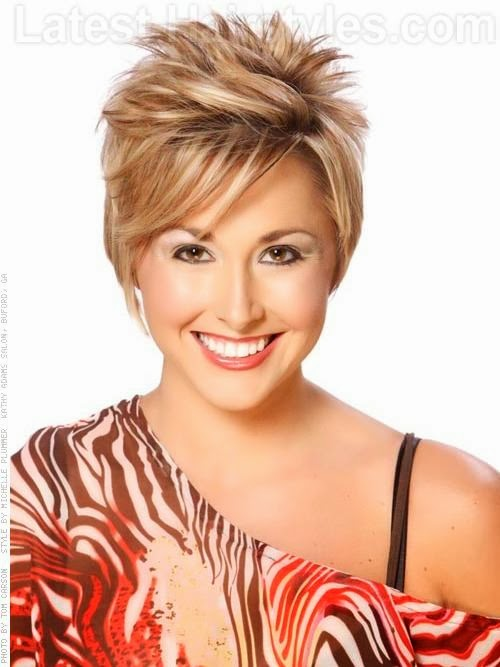 Cute Choppy Pixie Hairstyles and Haircut Ideas | Prom Hairstyles