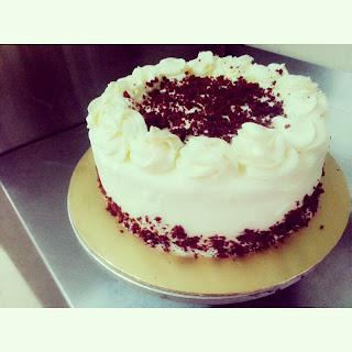 Elaine s Tender Loving Cakes: RED VELVET CAKE