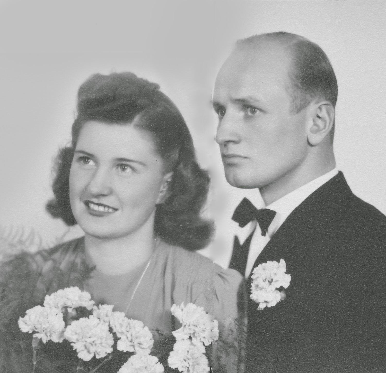 Mor och far