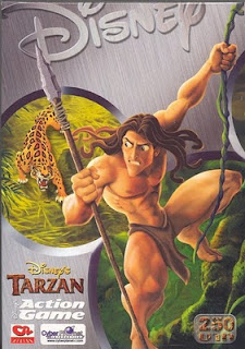 Download Game Walt Disney Tarzan Gratis Full Version