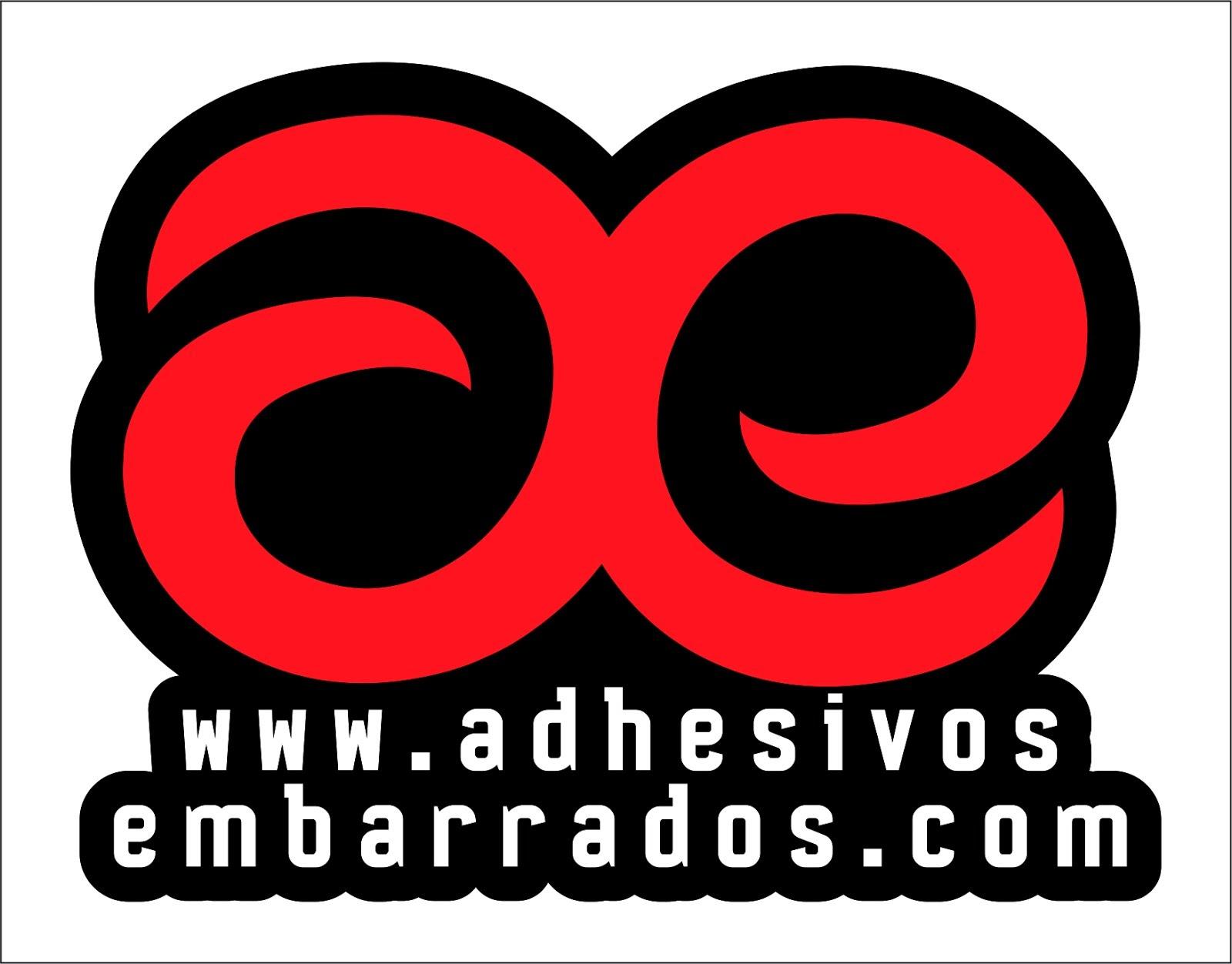 ADHESIVOS EMBARRADOS