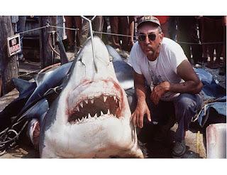 Frank Mundus, Jaws, Spielberg, film