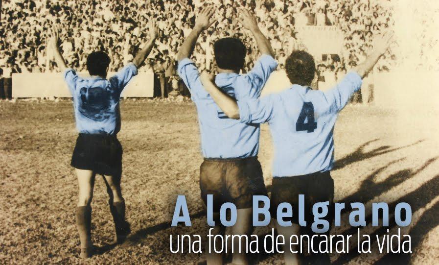A lo Belgrano