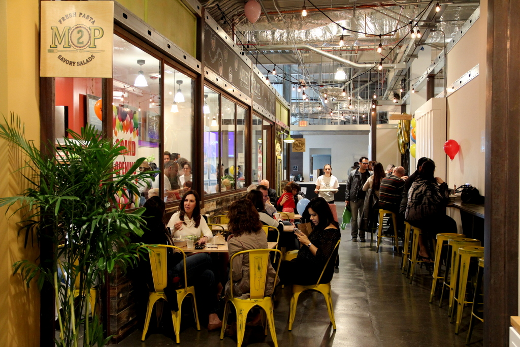Union Market Restaurants Best