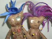 Hoodoo & Helga - **sold**