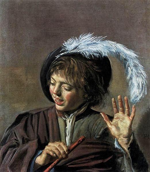 Frans Hals, Margriet de Moor, Wirtuoz, Okres ochronny na czarownice, Carmaniola