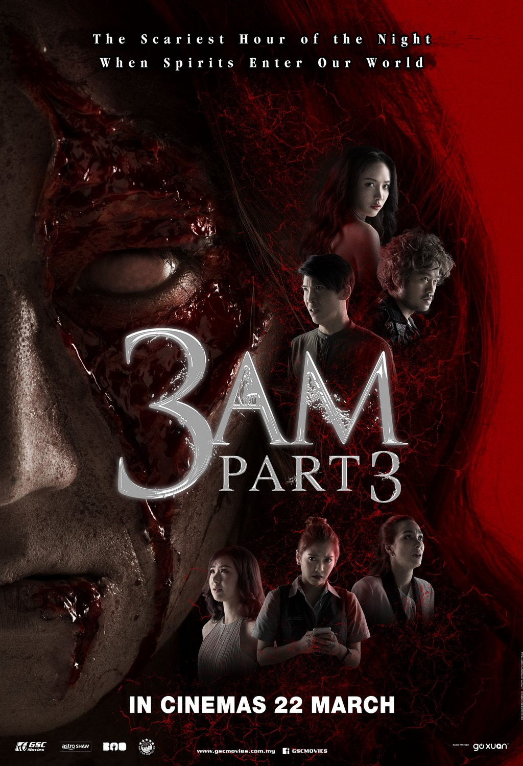 3 Am Part 3 Aftershock 2018 Best Movie Horor Thailand Myplups
