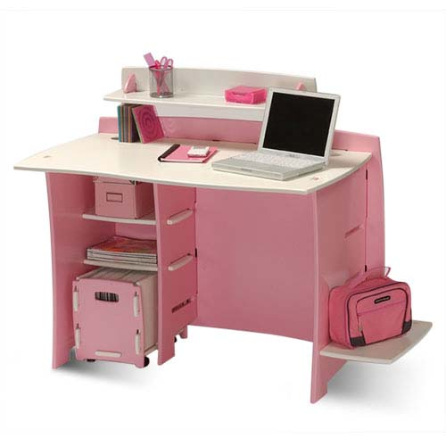 Little Girls Bedroom Study Table Designs