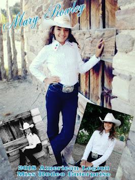 2018 Miss Rodeo Enterprise