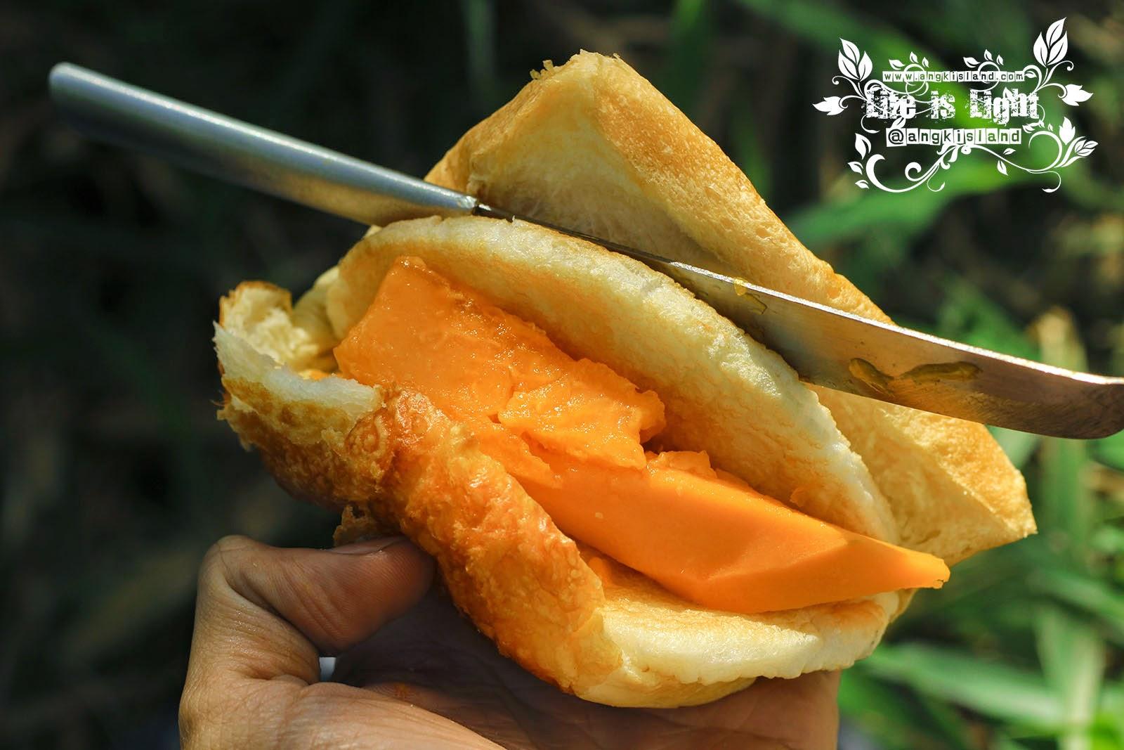 sandwich pepaya